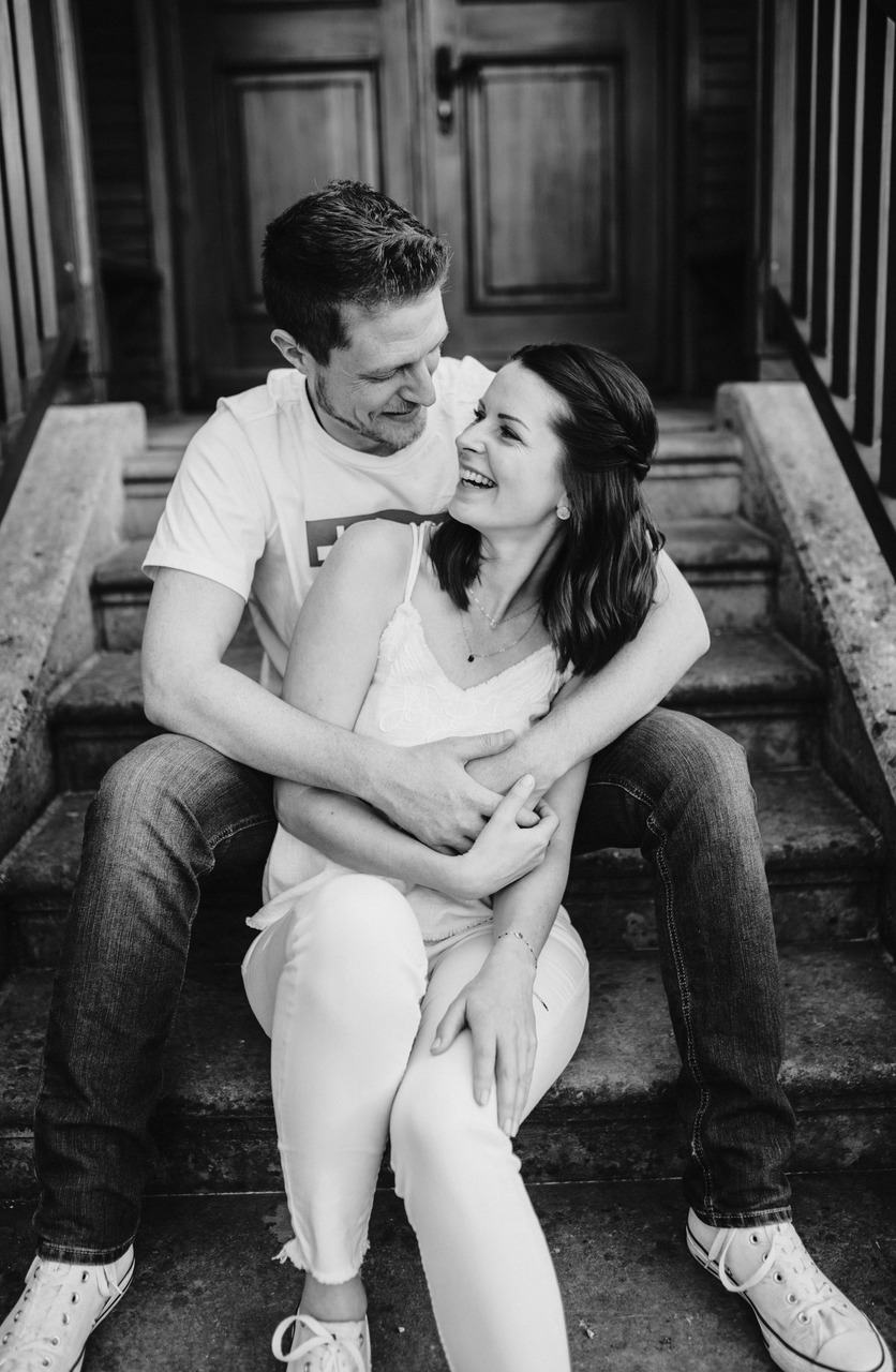 Lichtblicke Fotografie - Lisa Doneff - Fotografin aus Franken - Familien Fotoshooting - Fotos von verliebten Pärchen - Paar-Fotos