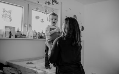 Familienreportage – Ein ganz normaler Donnerstagmorgen