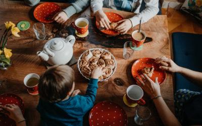 Familienreportage – Ein Nachmittag im Glückshaus