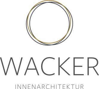 Referenz für Business- und Branding - Fotografie | Logo Wacker Innenarchitektur
