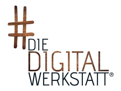 Referenz für Business- und Branding - Fotografie | Logo Die Digitalwerkstatt