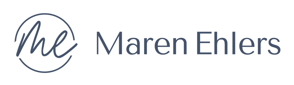 Referenz für Business- und Branding - Fotografie | Logo Maren Ehlers